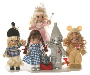 wizard of oz preshgious moments doll | Curiozities By The Book: Precious Moments 2012