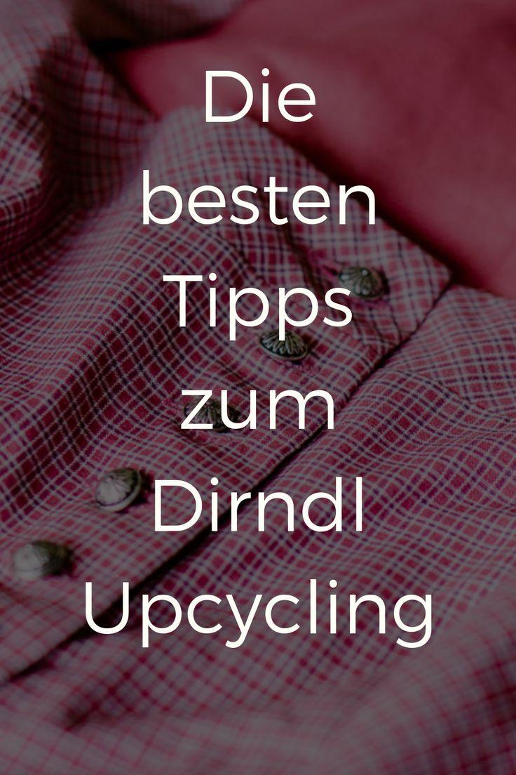Dirndl Upcycling: Mach aus alt neu – wir zeigen wie – Dirndlschleifchen – Dirndl Blog zu Dirndl Trends, Style und DIY Tipps