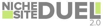 Niche Site Duel 2.0 Logo