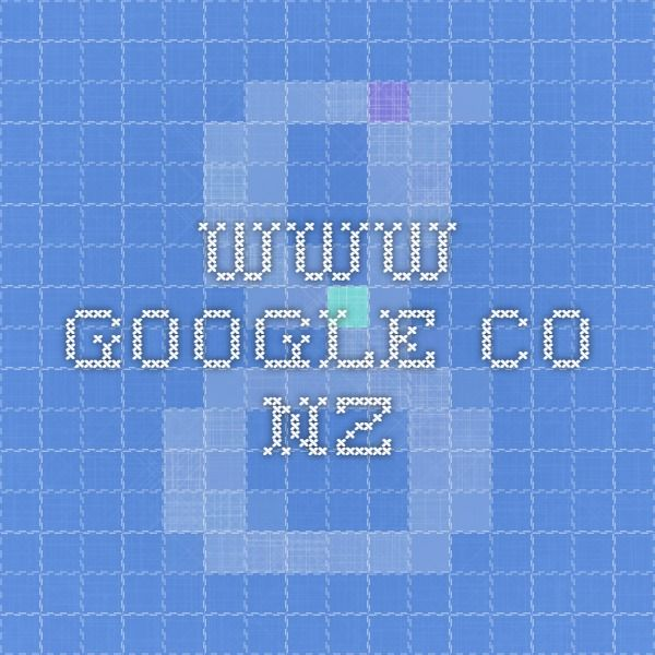 www.google.co.nz