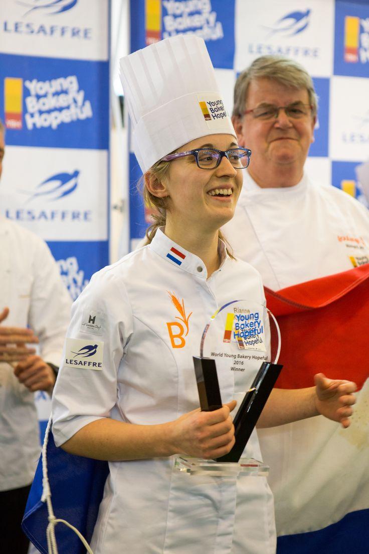 Rianne KUINTJES - WINNER - YBH2016 #netherlands #YBH #lesaffre