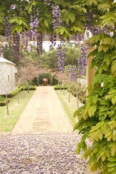 Margaret River's Secret Garden, located in the Brookland Valley Vineyard, Western Australia.