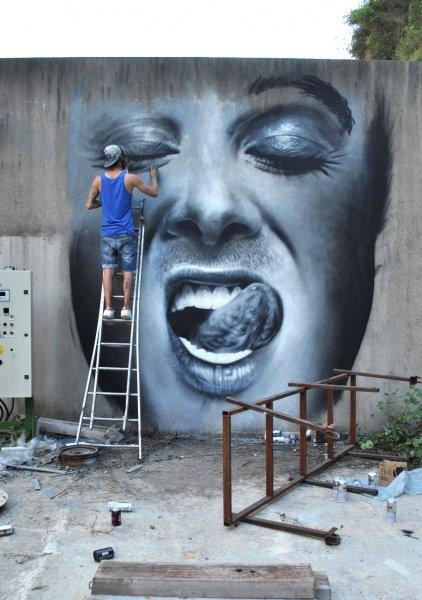 Thomas Perez aka JAHWAN est un jeune artiste niçois