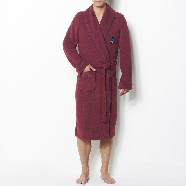 Rober batín de raso/cachemier escena pijamas