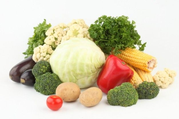Comida sana, berenjena, harina, comida vegetariana | Descargar Fotos ...