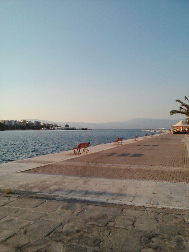 Παραλία Χαλκίδας