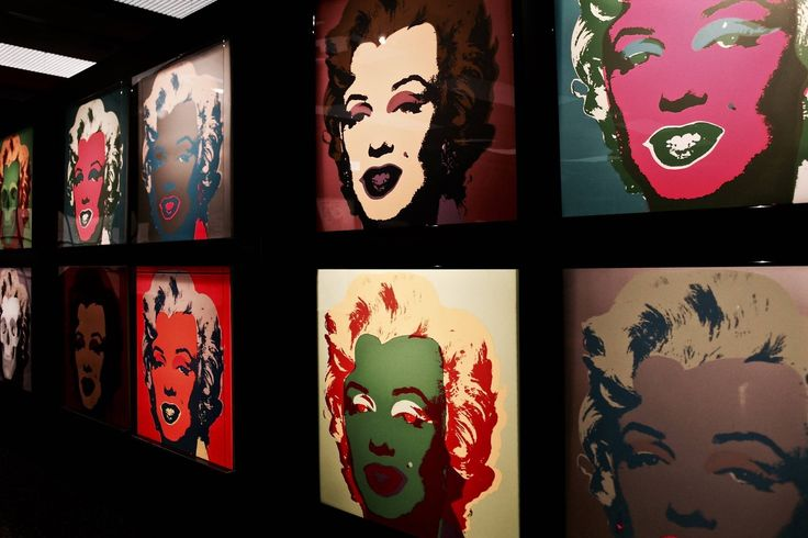 The Murray Art Museum Albury is currently showcasing Marilyn Monroe: Celebrating an American Icon. This is their first blockbuster exhibition.