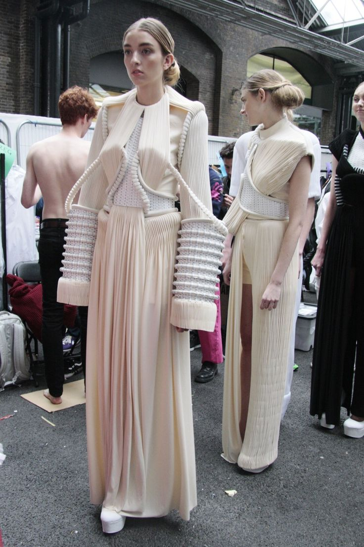 Central Saint Martins Graduate BA Press Show 2014