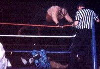 Oliver Lee Bateman remembers the career of Big Van Vader, even though he can't remember much else.