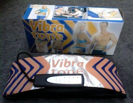 Vibratone Sabuk Pelangsing  Getar + Pemanas Memperkenalkan Vibratone Produk terbaru yang revolusioner.