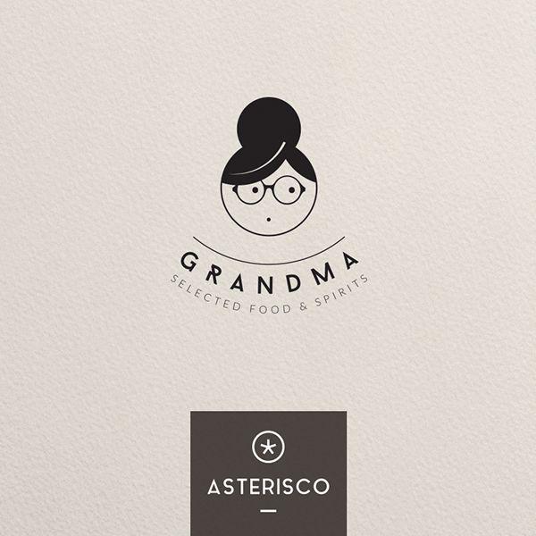 Grandma on Behance