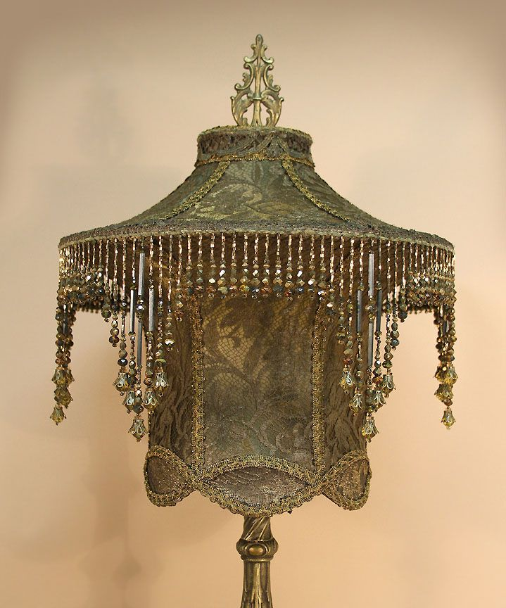 142 best Victorian Lampshades images on Pinterest | Victorian lamps,  Lampshades and Victorian lamp shades