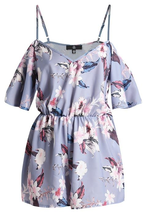 Missguided Petite Overall / Jumpsuit - multi-coloured - Zalando.se