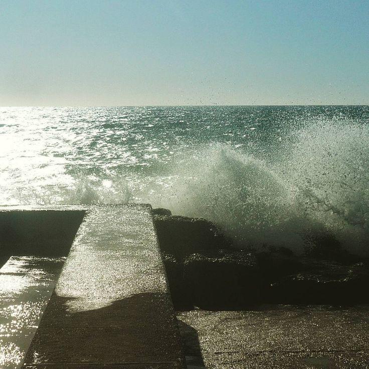 Buenos dias, Almería #andalucia #ocean