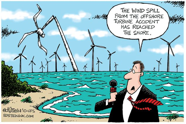 Windfarms Cost Less To Operate Than Coal Or Oil Fired