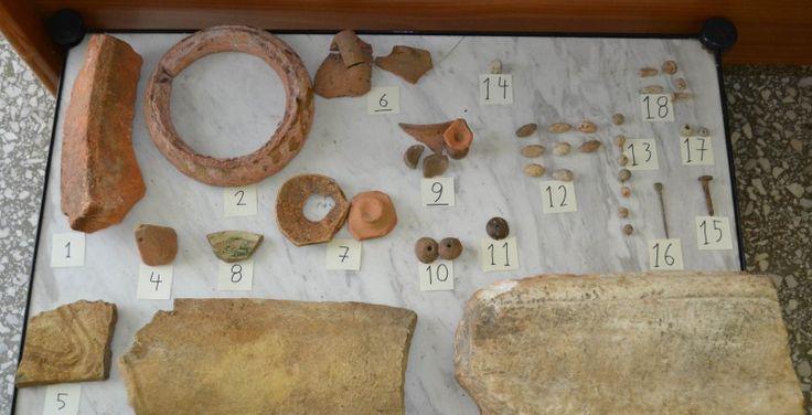 Χειροπέδες σε 51χρονο αρχαιοκάπηλο - Είχε στο σπίτι του αρχαία αντικείμενα και όπλα