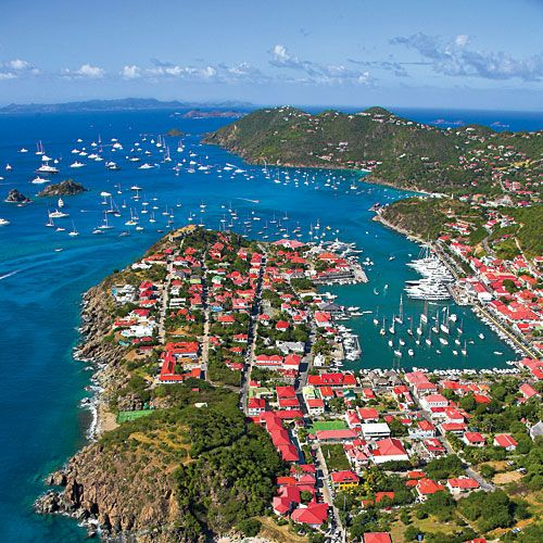 Hot Spot with Heritage - St. Barts - Coastal Living
