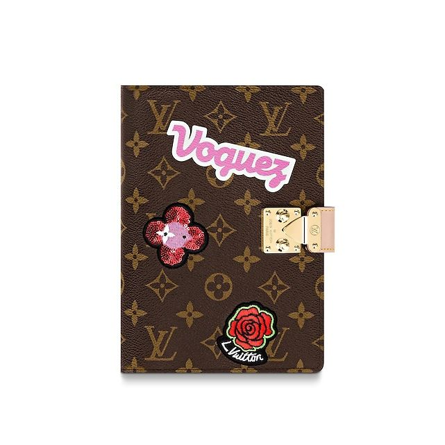 53d9a7f6b5 Paul LV Stories MM Notebook Cover in 2019 | Style 10 | Louis vuitton ...
