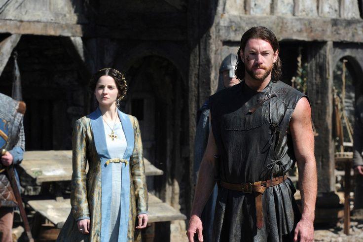The Bastard Executioner - like the Baroness' dress