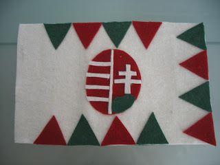 Apróságok: Zászló Március 15-re