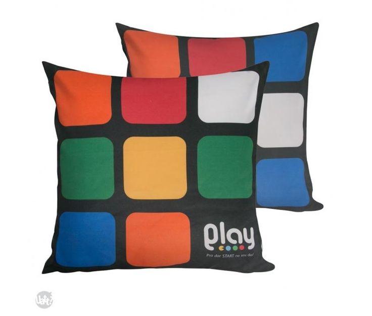 Almofada Cubo Magico - LY Presentes Criativos