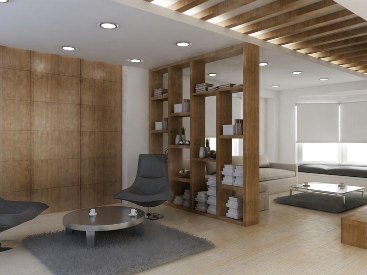 Villa Tasarımı Salon Tasarımı