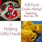 felt food tutorials: Food Cookalong, Food Patterns, Felt Pizza, Food Cooking Along, Food Ideas, Felt Food Tutorials, Felt Ideas, Plays Kitchens, Plays Food