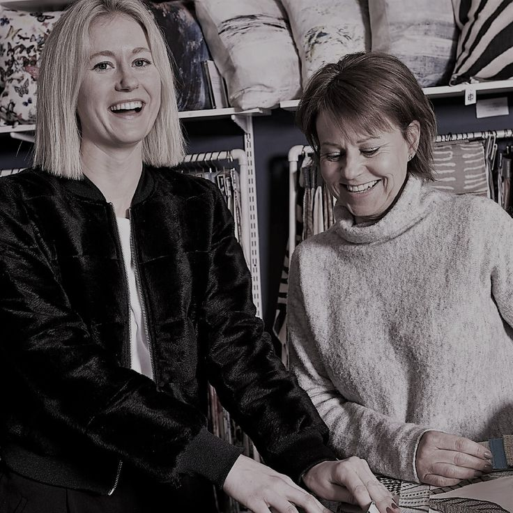 Inredare som hjälper till med gardiner, tapeter och färgsättning. Tar uppdrag i, och kring, Göteborg.