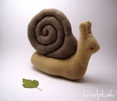 Image result for snail soft toy