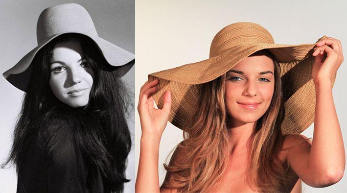 100 years of beauty Hungary: 1970s - Sarolta Zalatnay and the modell Ivett Szigligeti #100yearsofbeauty #100years #hair #hairstyle #makeup #hungary #fashion #style #zalatnaysarolta #zalatnay #saroltazalatnay #ivettszigligeti