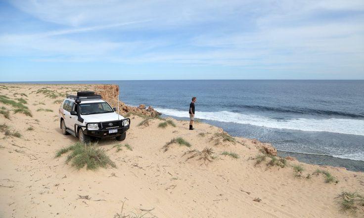 Storms, sharks and sheep … a trip up Western Australia's Ningaloo coast | Travel | The Guardian