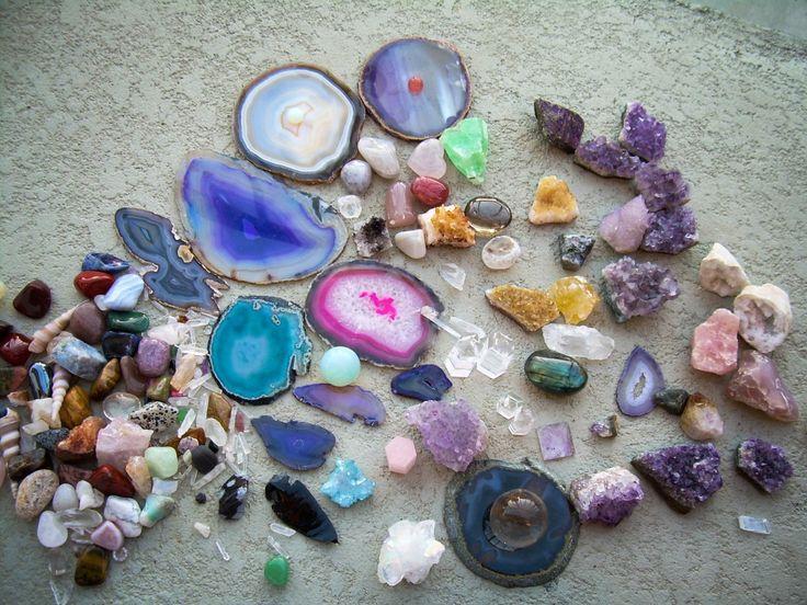 8 cristais e pedras que cada empath deve ter em seus repousos