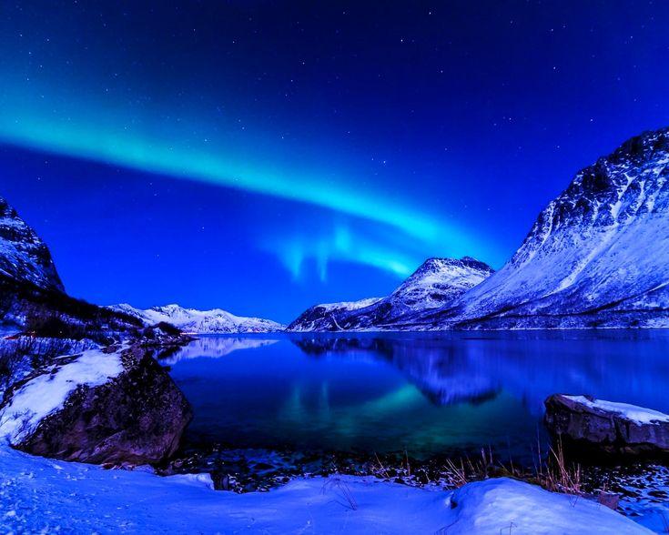 great Beautiful Aurora Borealis Wallpapers Desktop ...