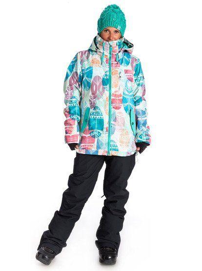 Veste de snowboard femme roxy