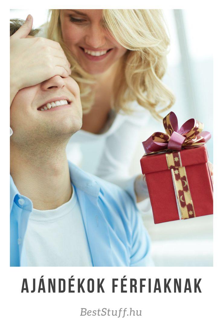 Ajándékok férjeknek, barátoknak - A legjobb férfi ajándékok