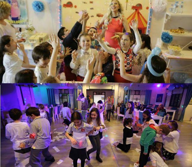 çocuklara eğlenceli doğum günü partisi hazırlama
