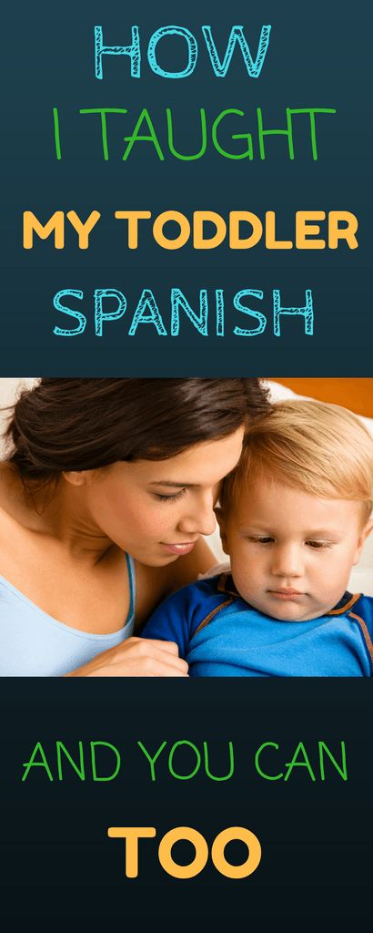 How to Teach Your Toddler Spanish: Teach your toddler Spanish while they are young so they can receive the benefits that come from being Bilingual.  Using vocabulary that is targeted for their age and routines makes it easy to teach them and for their vocabulary to grow.