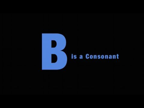Consonant Songs