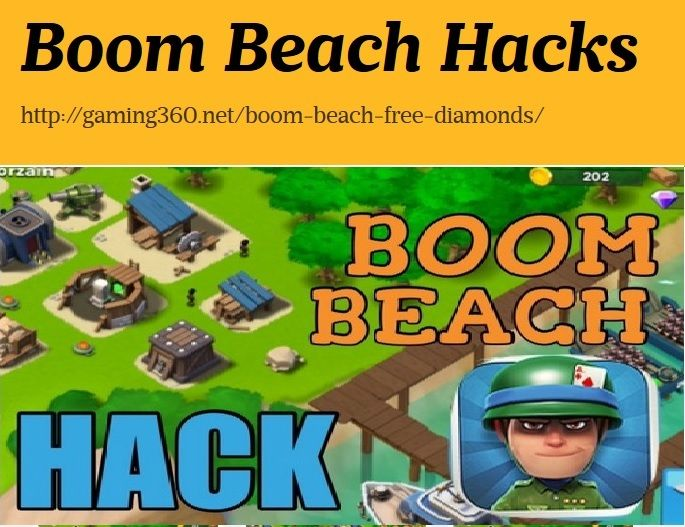 boom beach review 2015