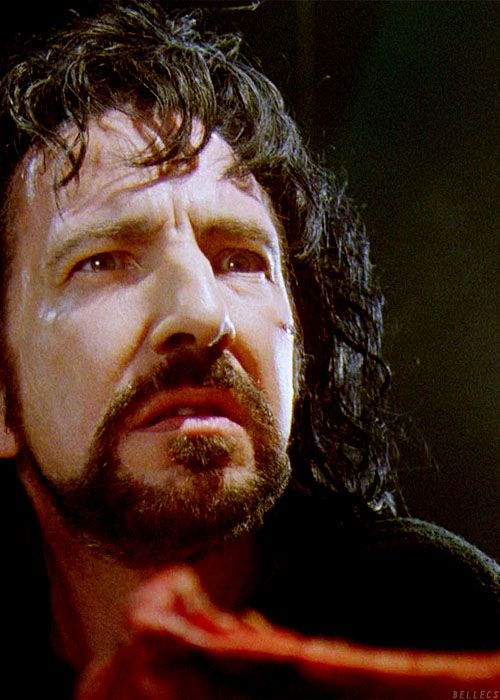 """I'm going to cut his heart out with a spoon!"" The only good thing about that dreadful film, Mr Alan Rickman's Sheriff of Nottingham."