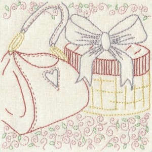 Perfect Day Series Block 7 - Boxes, Bags and Bows