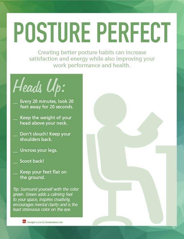 office ergonomics Homemakers Furniture