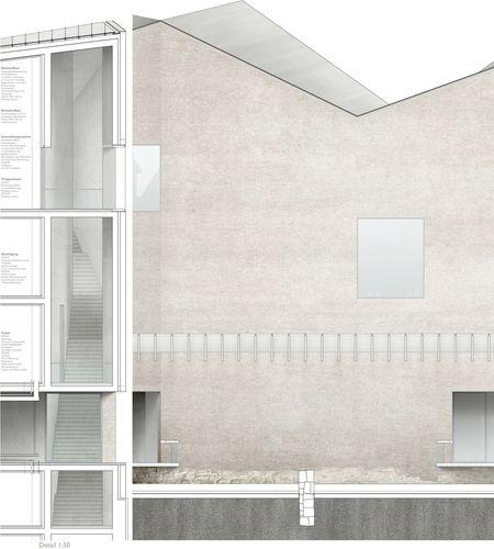 bruno fioretti marquez architekten historisches museum. Black Bedroom Furniture Sets. Home Design Ideas
