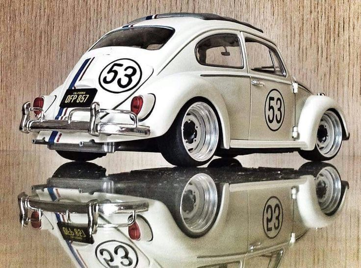 The best 'Herbie 53' ever... imagine if Disney got the dude responsible for this build, to create their original movie bug. So much cooler. this ride is perfect.
