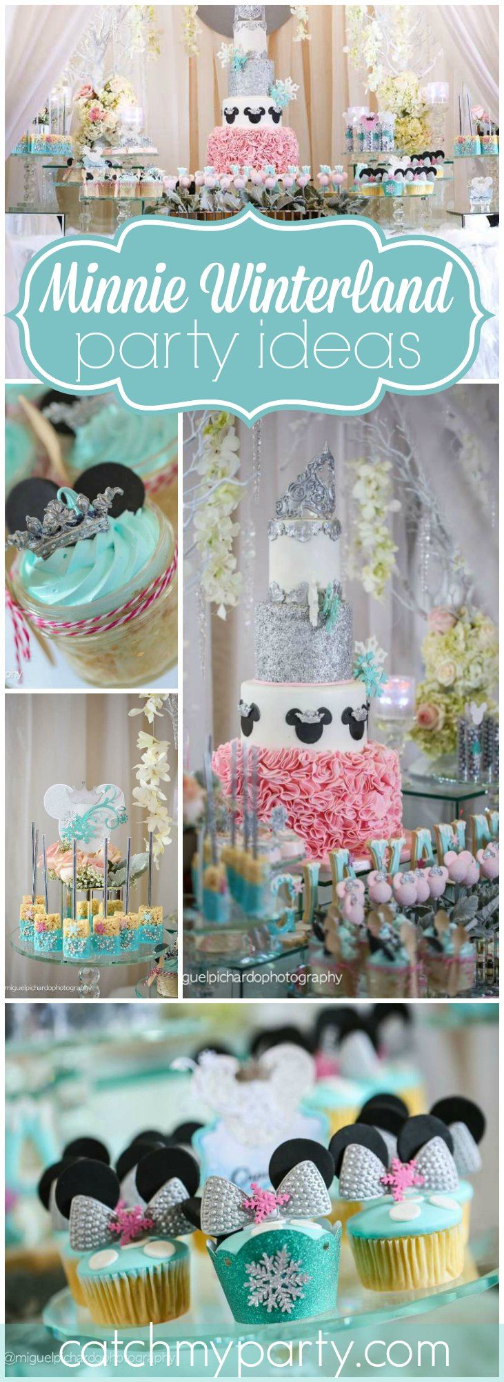 135 best winter wonderland birthday party images on pinterest