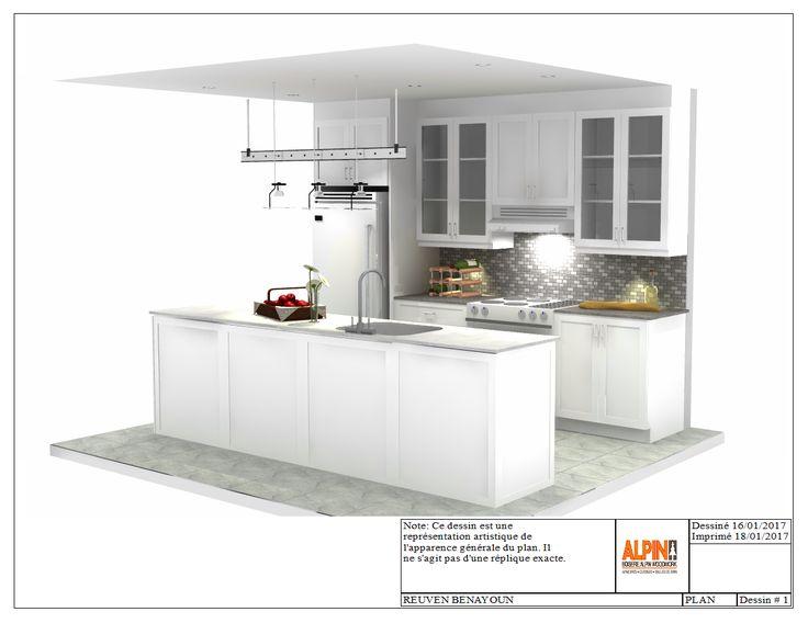 Dessiner cuisine 3d cuisine logiciel dessin cuisine d for Cuisine 3d dessin
