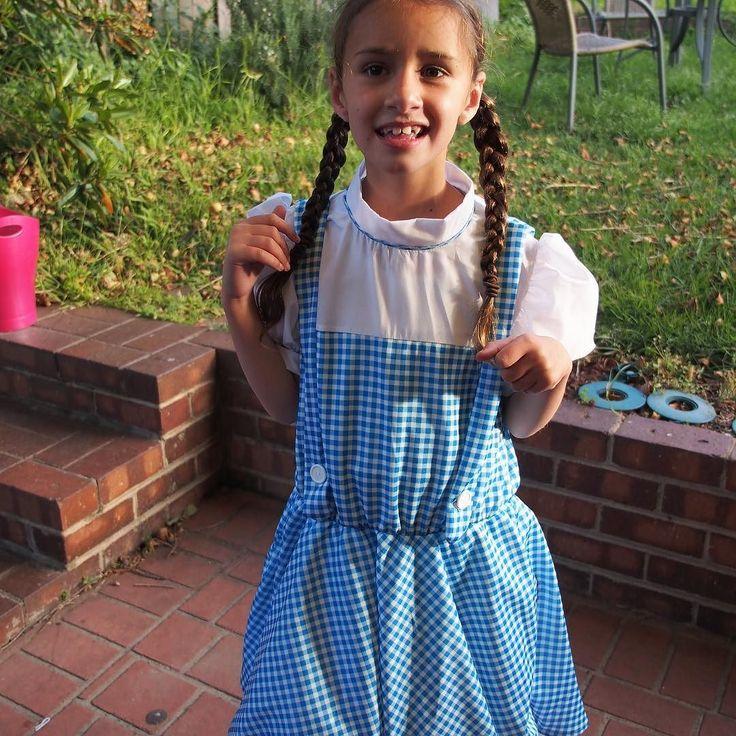 Little Dorothy #bookweek #wizardofoz
