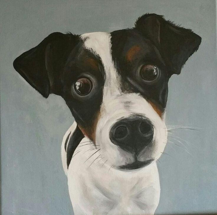 Acrylic on canvas  30x30 cm