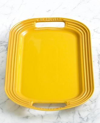 Le Creuset Serving Platter - love!