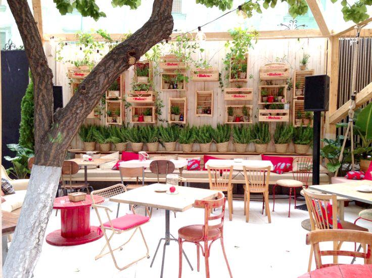 WeDeco... comiendo en el exterior: Las 5 Mejores Terrazas de Madrid